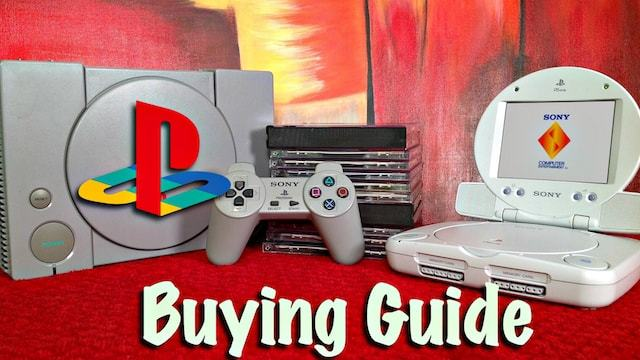 PS1 Beginners BUYING GUIDE & Best Games