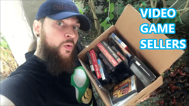 VIDEO GAME SELLERS EP. 110 – FREE STUFF FOR YOU! | Gamester 81